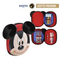 FILLED PENCIL CASE TRIPLE 3D MICKEY