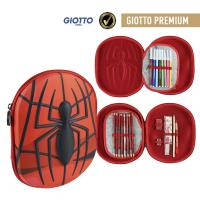 FILLED PENCIL CASE TRIPLE 3D SPIDERMAN