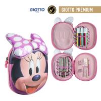 FILLED PENCIL CASE TRIPLE 3D MINNIE