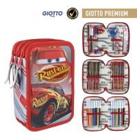 PLUMIER TRIPLE GIOTTO PREMIUM CARS 3