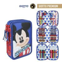 TROUSSE TRIPLE GIOTTO PREMIUM MICKEY