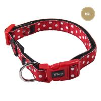 DOGS COLLAR M/L MINNIE