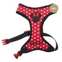 DOG HARNESS M/L MINNIE