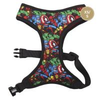 DOG HARNESS XS/S MARVEL
