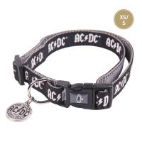 DOGS COLLAR XS/S ACDC