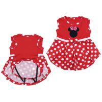 TEE-SHIRT POUR CHIEN SINGLE JERSEY MINNIE