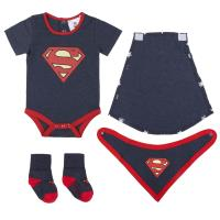 GIFT PACK 4 PIECES SUPERMAN
