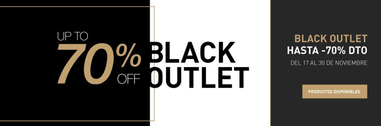 promo black outlet