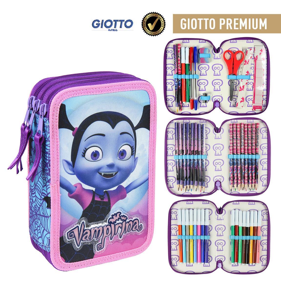 School Bag Soy Luna Disney Backpack Set Lunch Pencilcase