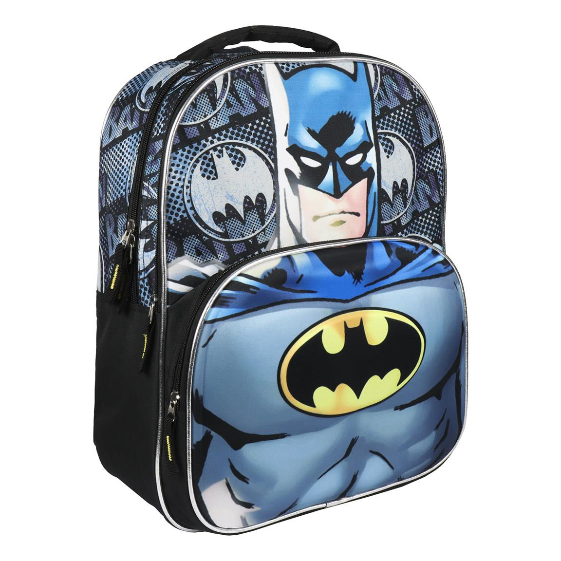 e210dd8b71 Manufacturer and wholesaler of BACKPACK SCHOOL 3D BATMAN - CERDÁ