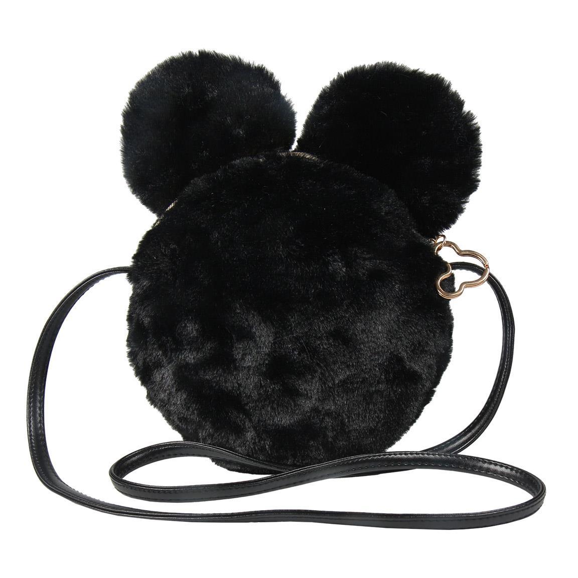 CRD - Bolso bandolera negro Mickey