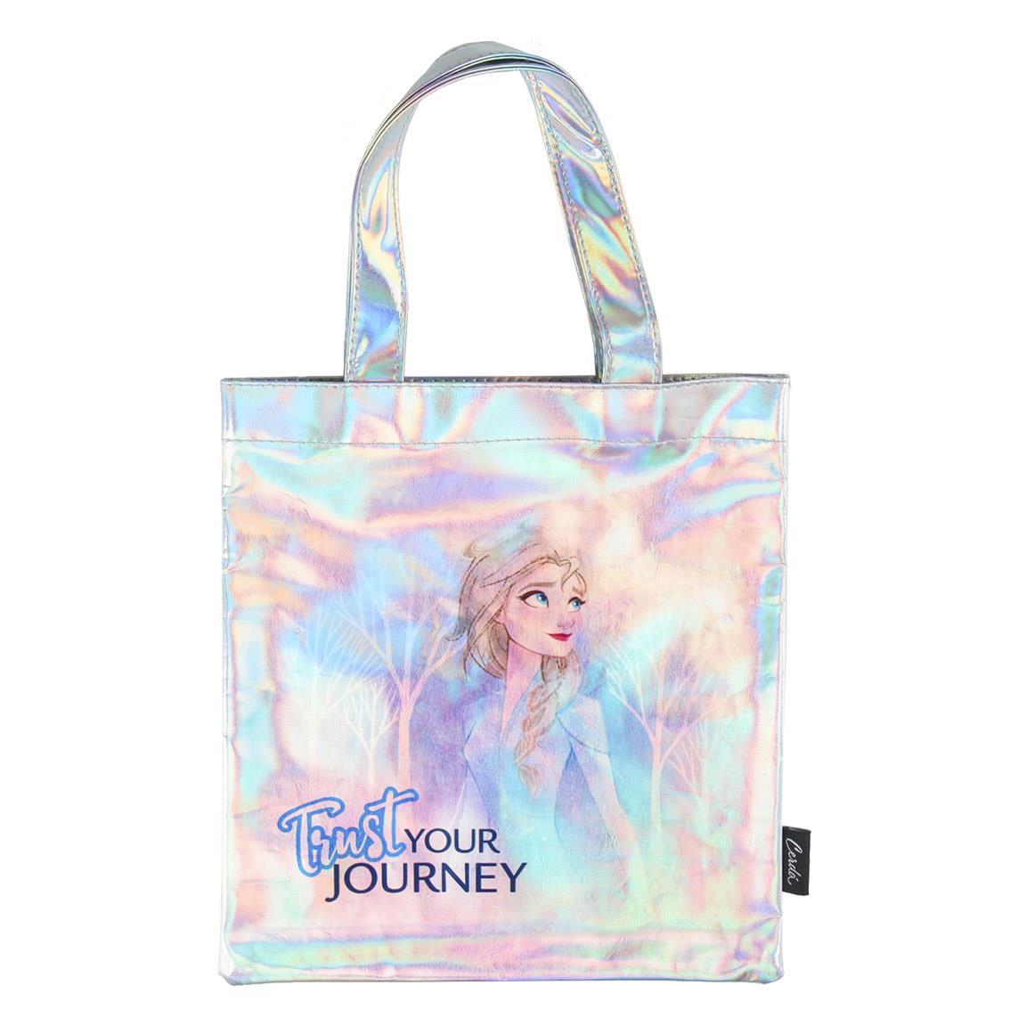 CRD - Bolsa con asas Frozen II Trust your journey