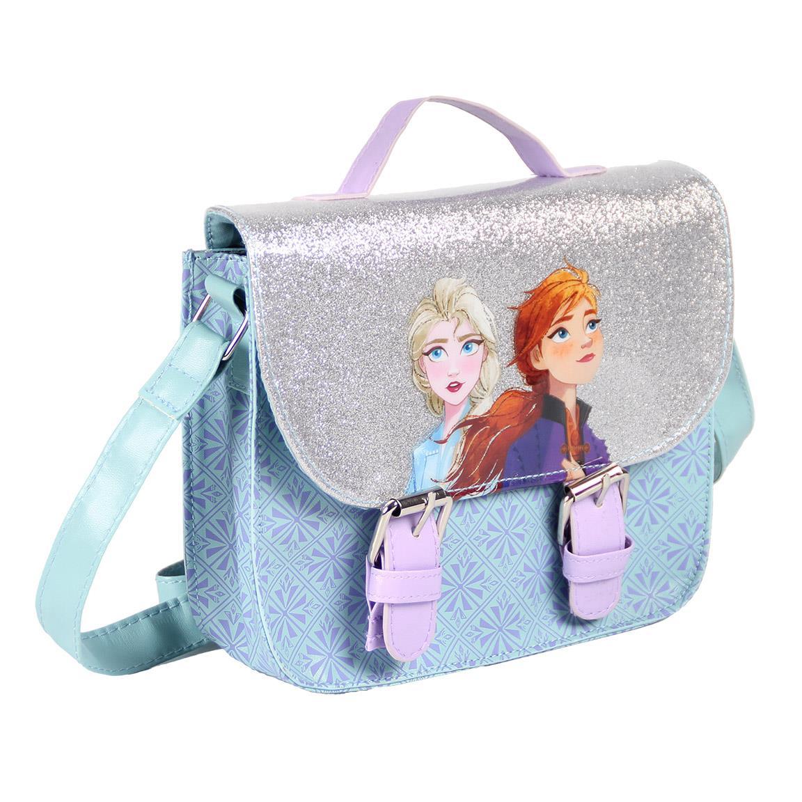 CRD - Maletín escolar Frozen II purpurina