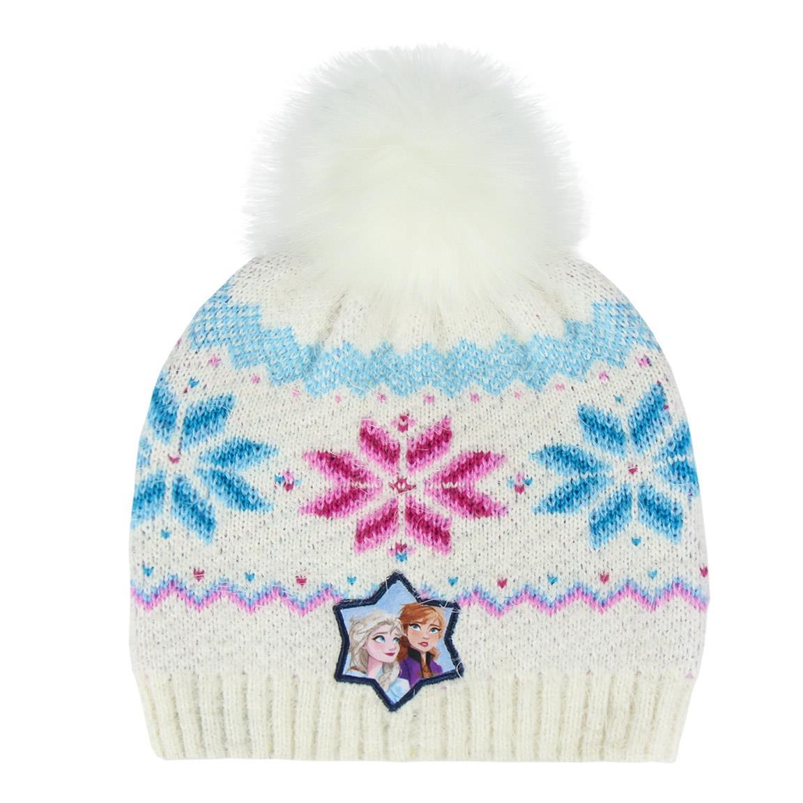 CRD - Gorro blanco Frozen II
