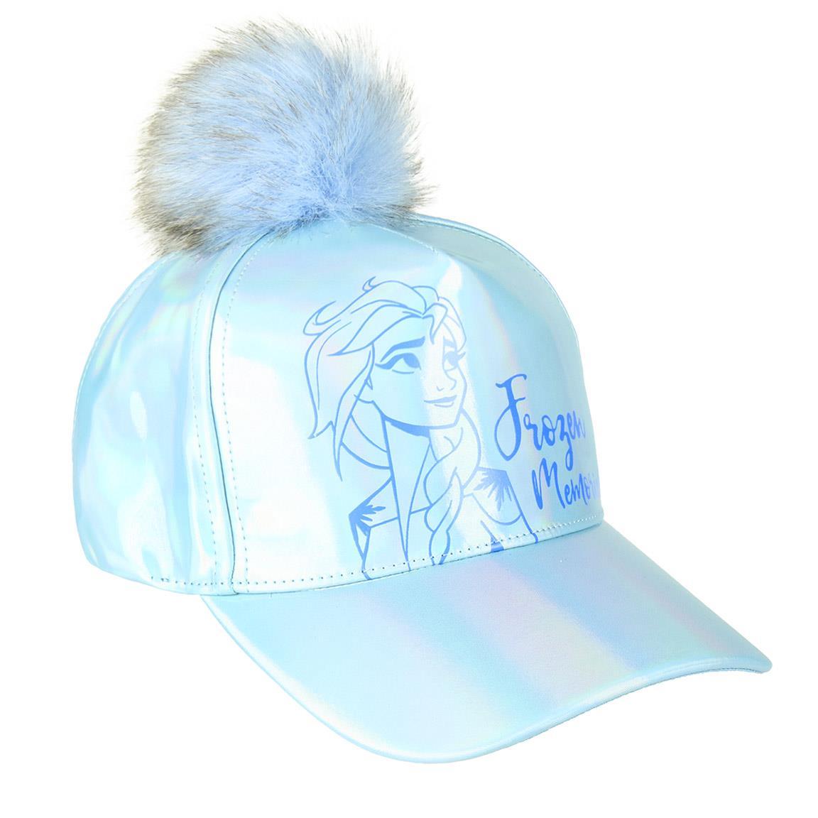 CRD - Gorra Frozen II con pompón