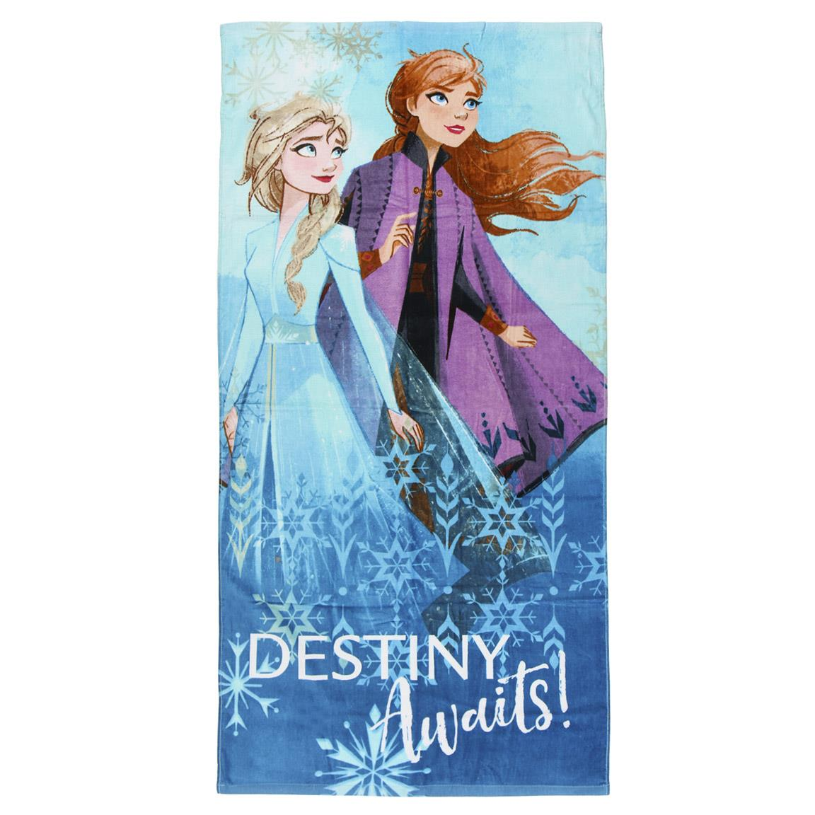 CRD - Toalla Frozen II Destiny