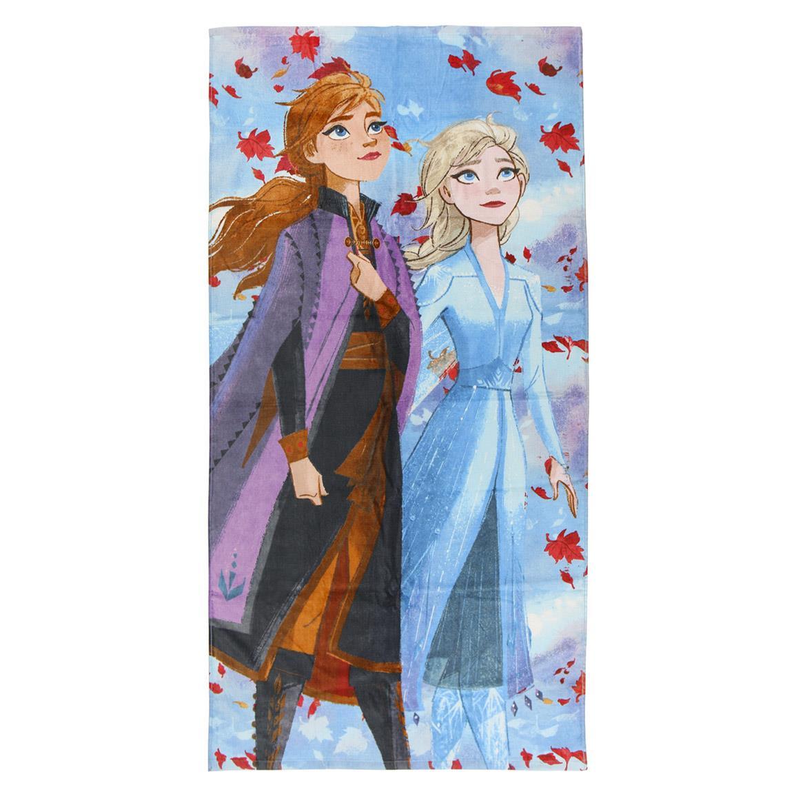 CRD - Toalla Frozen II Elsa & Anna