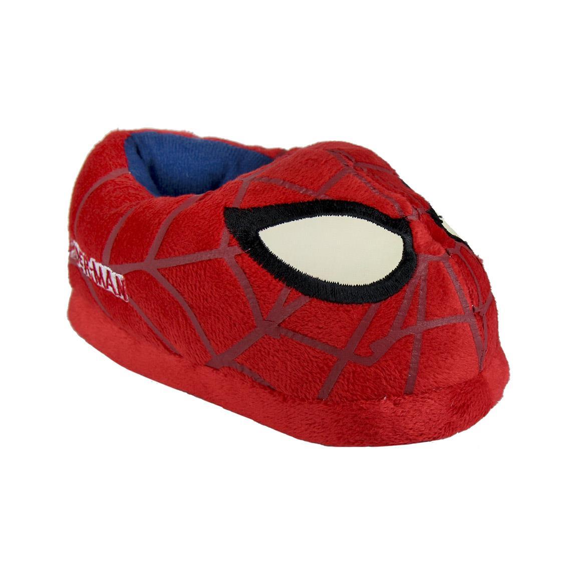 Cerdá Jungen Zapatillas De Casa Media Bota Spiderman