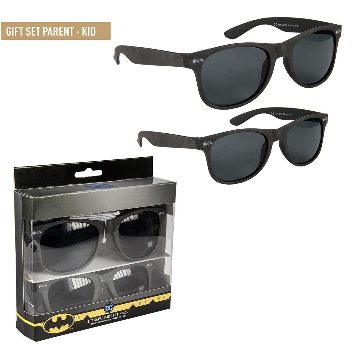 7809342072 Manufacturer and wholesaler of SUNGLASSES BOX SET BATMAN - CERDÁ