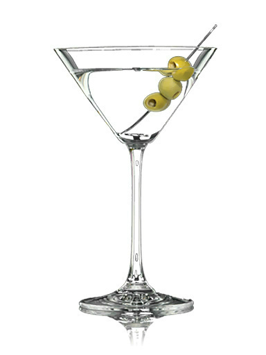 Сухой мартини