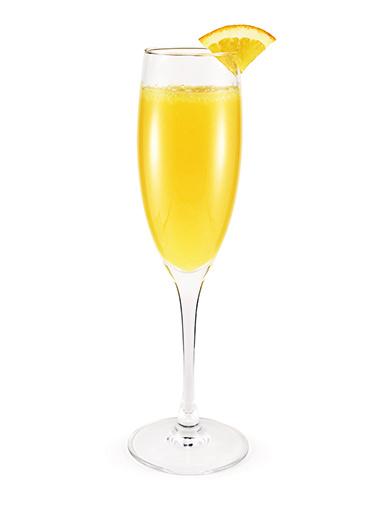 Рецепт коктейля «Мимоза» - drinkIt