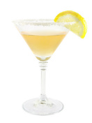 Мартини капля лимона