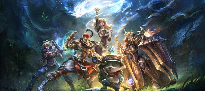 league of legends başlangıç
