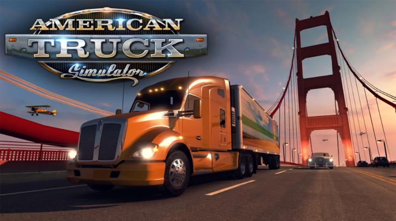 american truck simulator steam