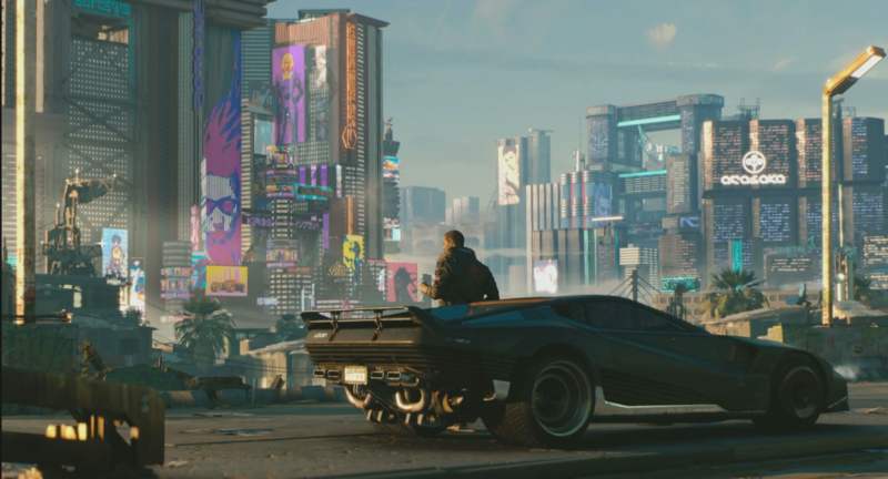 GameSatış Cyberpunk 2077