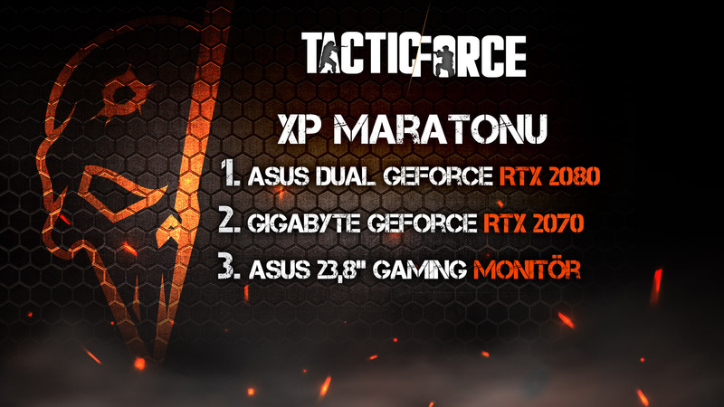 Tactic Force XP Maratonu