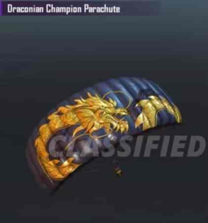 pubg mobile sezon 9 draconian champion skin