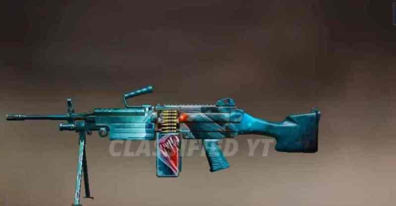 pubg mobile sezon 9 infected grizzly skin