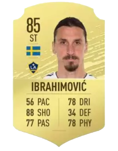 Fifa 20 En iyi 100 oyuncu 100
