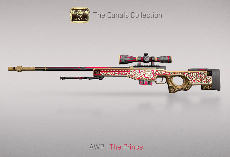 AWP the price yeni awp kostüm