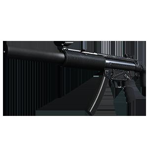 CSGO MP5-SD