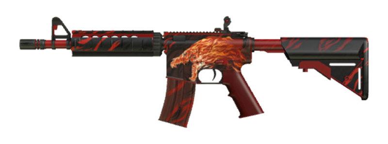 CSGO M4A4 HOWL