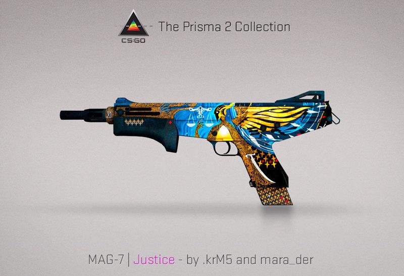 MAG-7 Justice