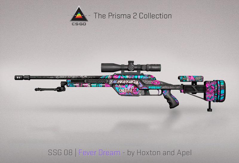 SSG 08 Fever Dream