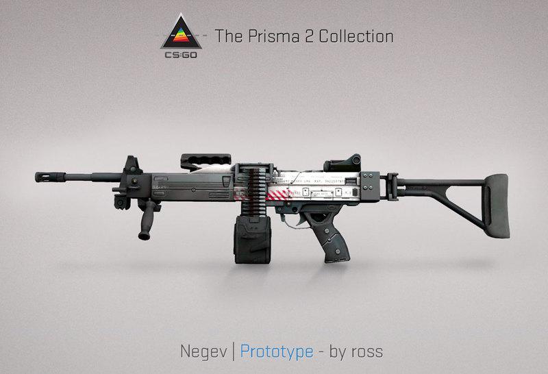 Negev Prototype