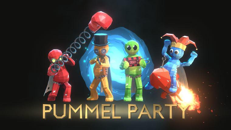pummel party indirim