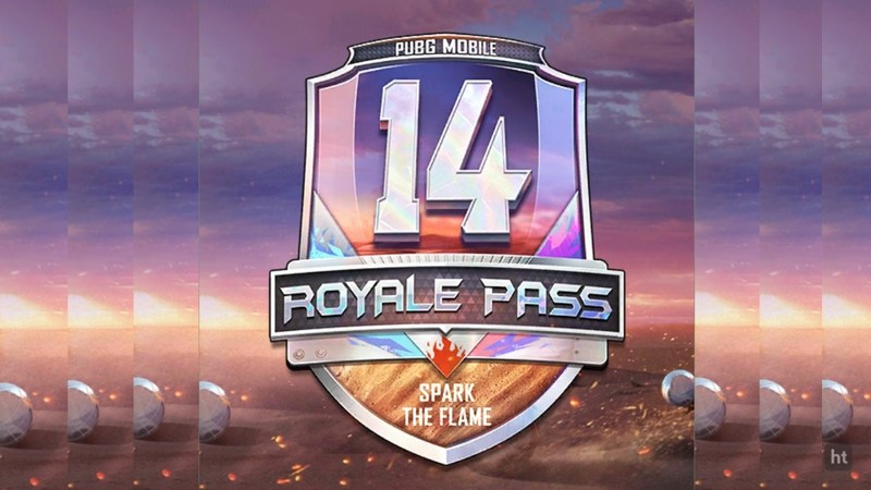 royale pass spark the flame pubg