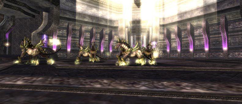 knight online forgotten temple