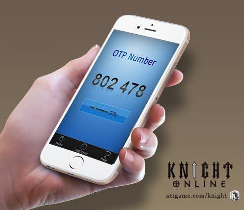 knight online otp