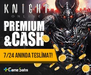 knight online cash satın al