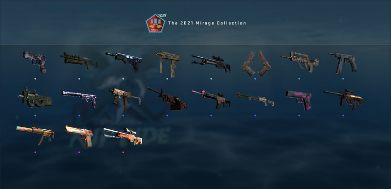 Mirage Collection