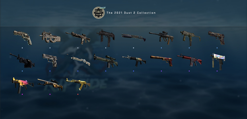 Dust 2 Collection