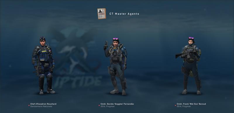CT Master Agents