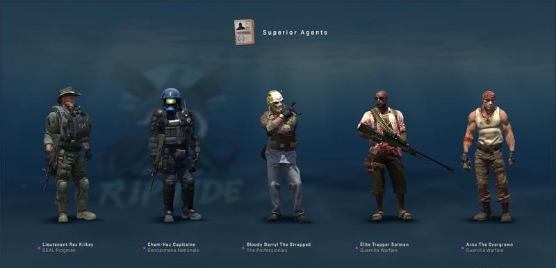 Superior Agents