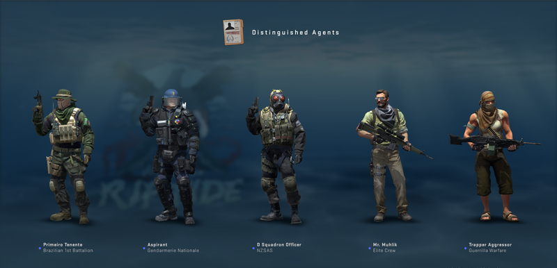 Distinguished Agents
