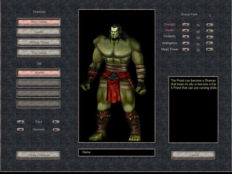 Knight Online Baslangic Rehberi - 1